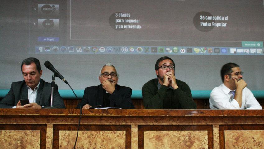 El rector de la UCAB pidió al país movilizarse para exigir condiciones electorales justas