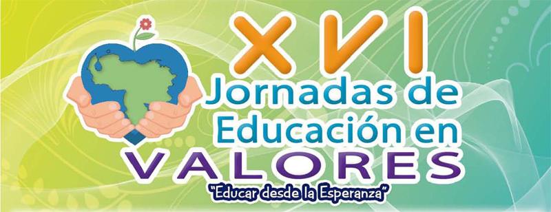 La UCAB invita a participar en las XVI Jornadas de Educación en Valores