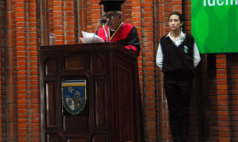 """Rector Virtuoso: """"La UCAB asume el reto de inspirar esperanza"""""""