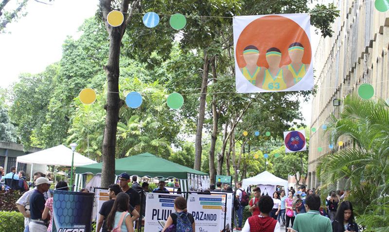 Feria de Agrupaciones Ucabistas estimula formación integral de los estudiantes