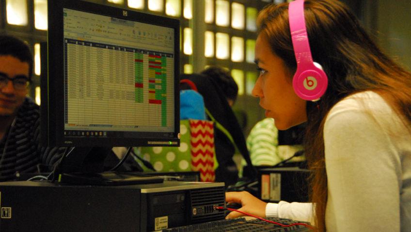 La Dirección de Tecnología realizó mejoras en el campus de Montalbán