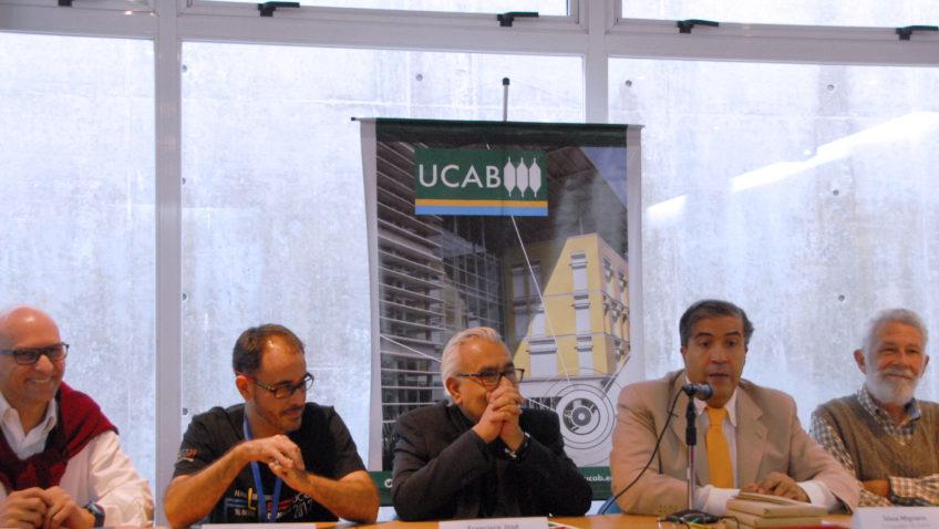 Segunda feria del libro de la UCAB rendirá tributo a Caracas e Italia