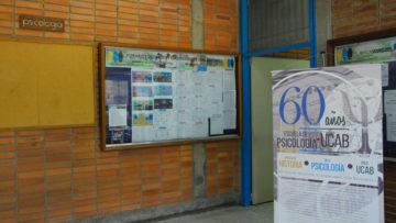 La Escuela de Psicología de la UCAB celebra 60 años