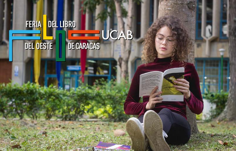 Conoce la programación de la II Feria del Libro del Oeste de Caracas UCAB 2017