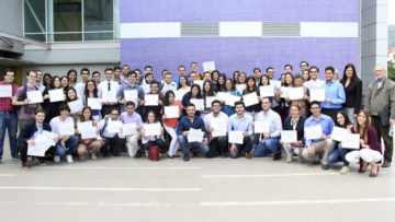 Estudiantes y profesores ucabistas fueron reconocidos en el Día del Economista