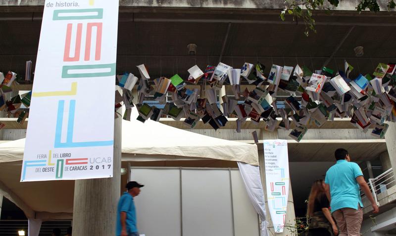 El miércoles será imperdible en la II Feria del Libro del Oeste de Caracas