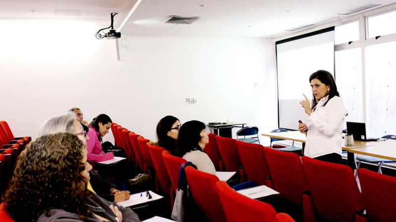 Profesores ucabistas se capacitaron en la elaboración de proyectos comunitarios