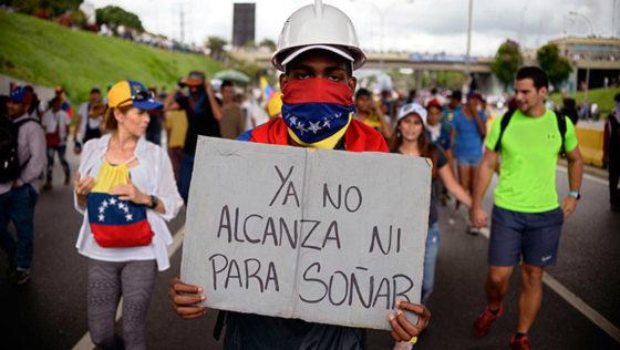Necesidades políticas de Venezuela