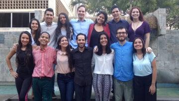 Entre salón y salón, AIESEC UCAB promueve el liderazgo juvenil