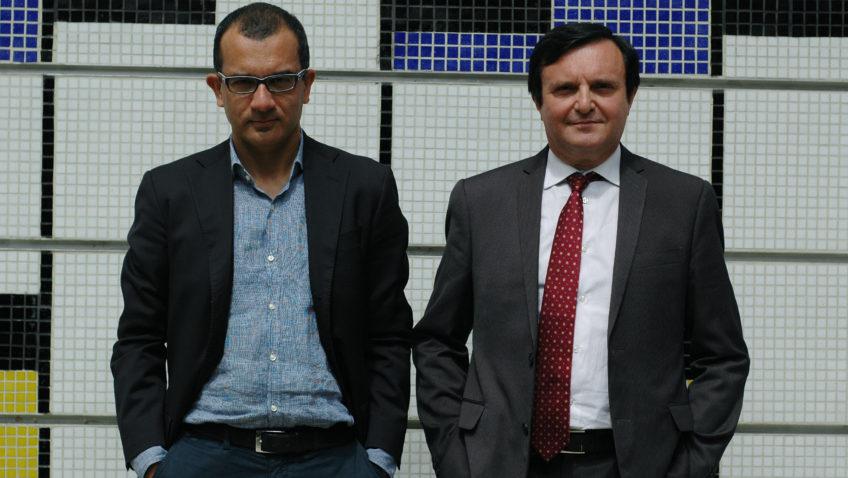 Italia en las voces de los escritores Claudio Giunta y Danilo Manera