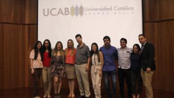 Tesistas de UCAB Guayana presentaron propuestas de desarrollo sustentable