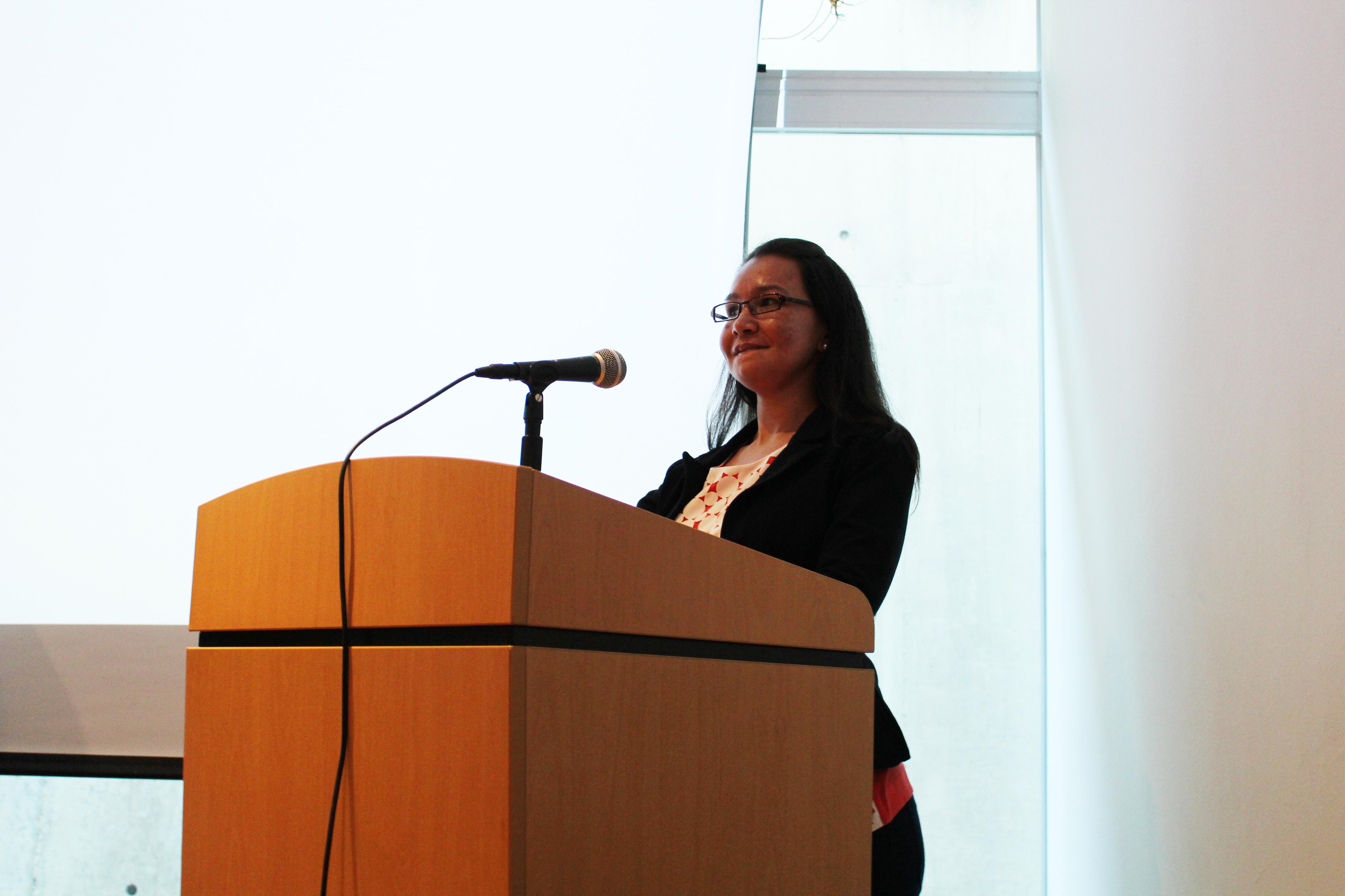 Linda Loaiza no se rinde ante la impunidad