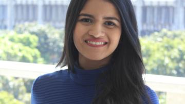 Daniela Suárez: Orgullo ucabista y amante del Derecho Penal Internacional