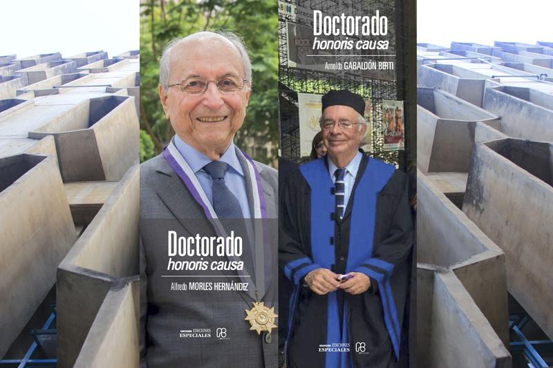 Gabaldón y Morles: Honoris Causa de antología