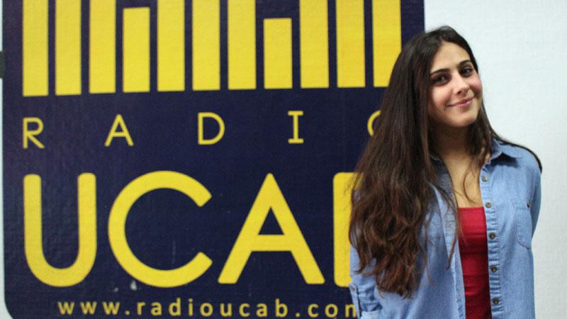 El Ucabista pregunta sobre radio a…Paula Díaz