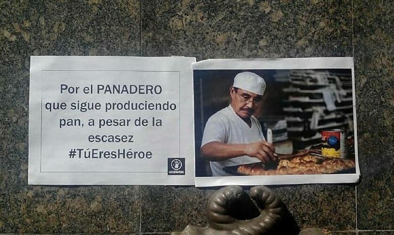 #TúEresHéroe: campaña ucabista para promover el cambio