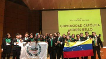 Delegaciones ucabistas fueron premiadas en Colombia y Panamá