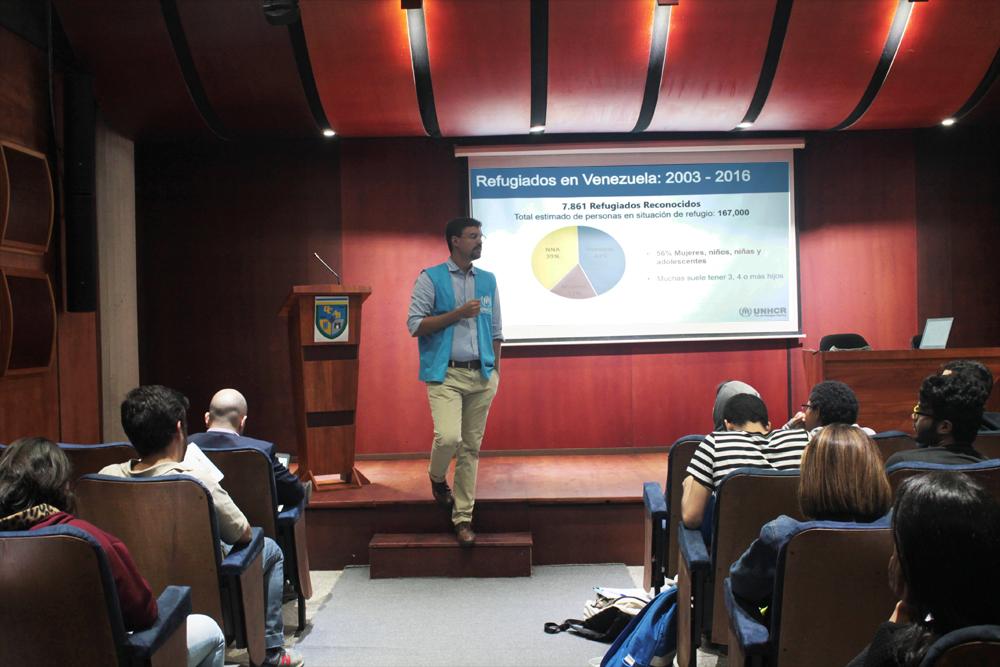 En UCAB Guayana se forja conciencia sobre la violencia de género