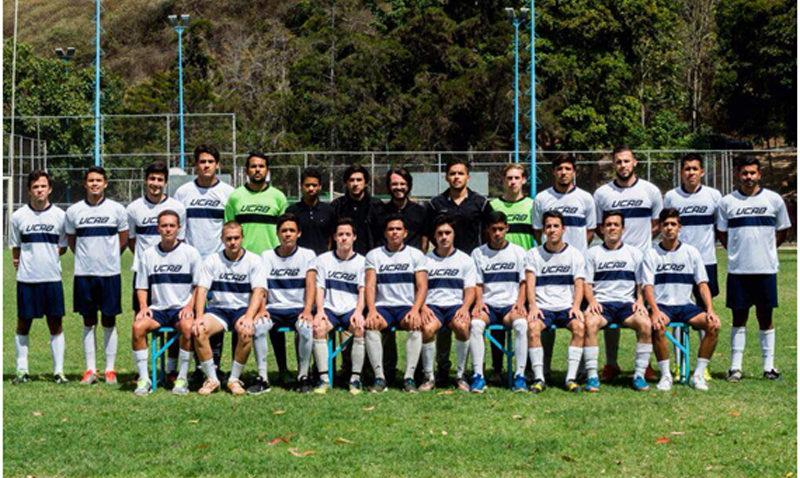 El fútbol ucabista triunfó en la Liga Premier Universitaria