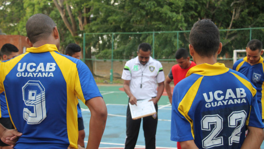 UCAB Guayana debutará en liga profesional de fútbol de salón