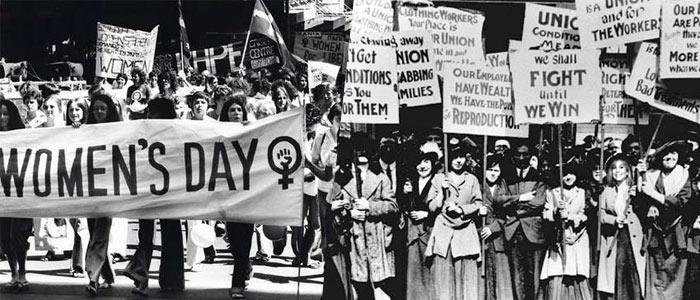 Ocho datos para tomar nota en el Día Internacional de la Mujer