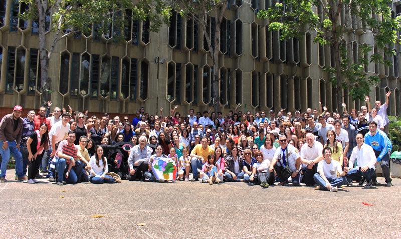 Los empleados ucabistas disfrutaron la segunda edición de Somos UCAB