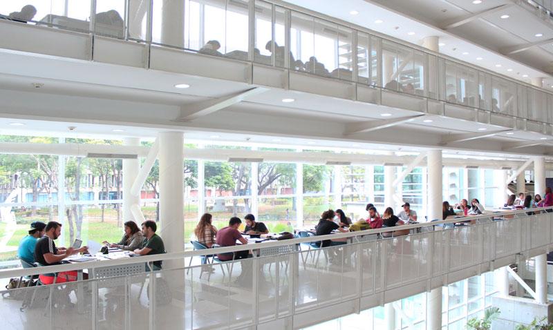 Biblioteca de la UCAB a la vanguardia en recursos para la investigación