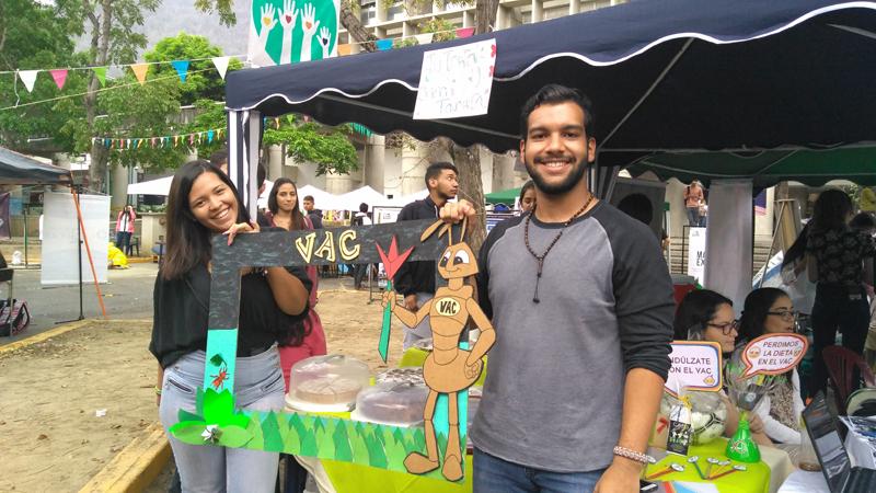 Así se vivió la Feria de agrupaciones ucabistas (#Fotogalería)