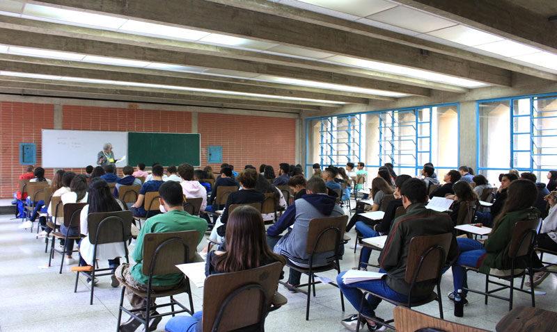 La UCAB realiza segundo llamado a preinscripciones de pregrado