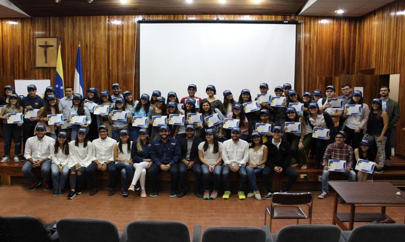 Beca a un pana entregó aportes a 32 estudiantes