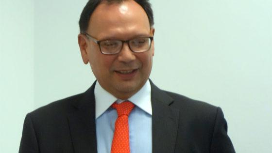 Eligen al decano Salvador Yannuzzi para incorporarse a la Academia de Ciencias Políticas y Sociales