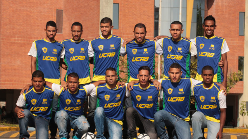 UCAB Futsal está listo para el pitazo inicial de la Liga Superior de Fútbol de Salón