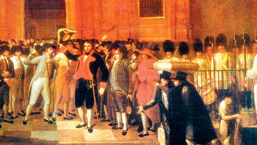 ¿Qué pasó el 19 de abril de 1810?