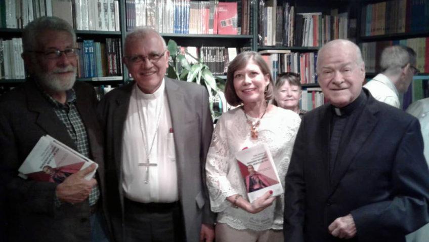 Abediciones presentó libro sobre monseñor Salvador Montes de Oca