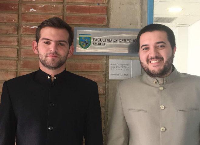 Estudiantes de Derecho buscan financiamiento para acudir a competencia en España