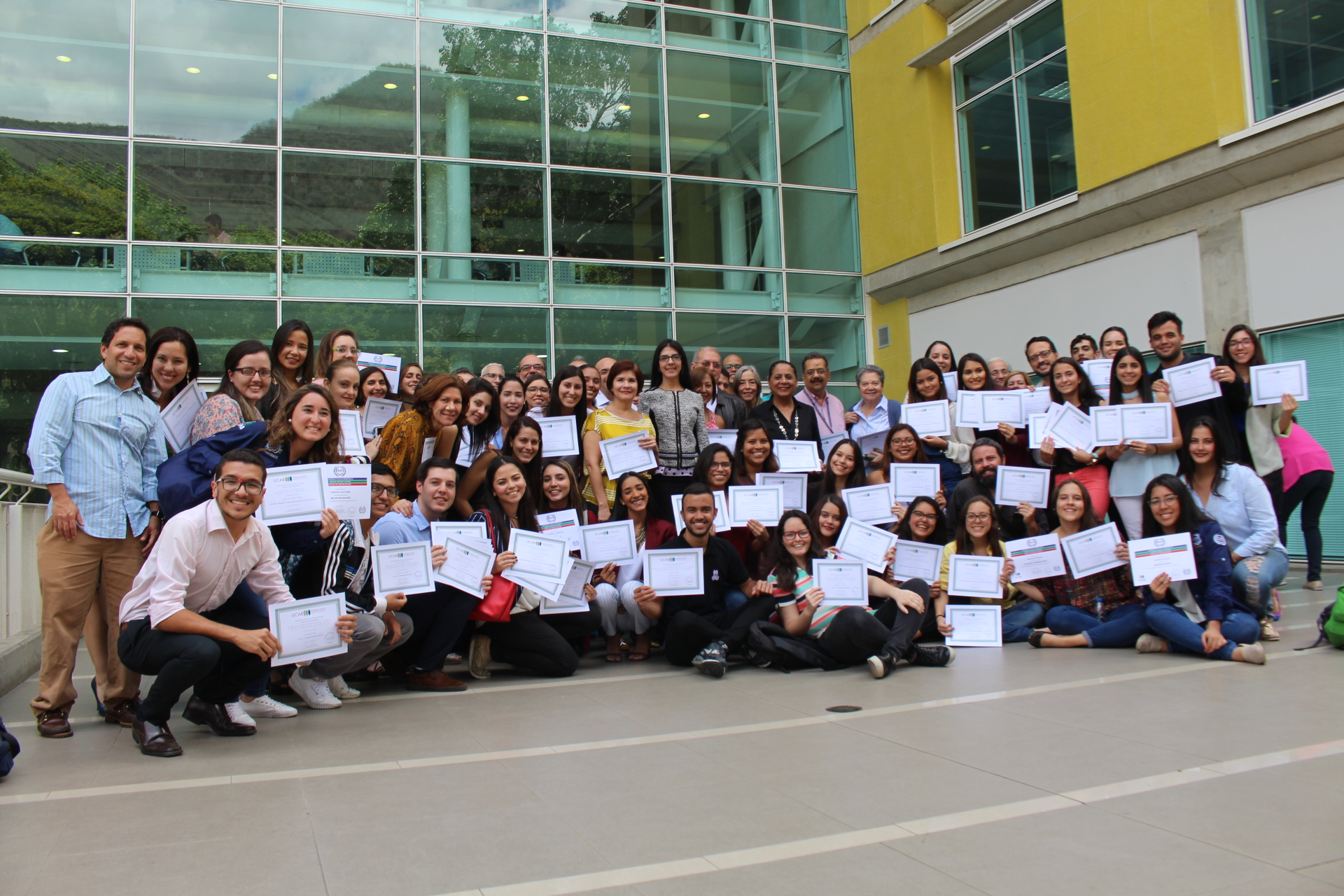 Escuela de Ciencias Sociales reconoció a sus integrantes más destacados