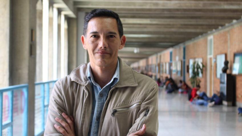 Profesores que inspiran: Arquímedes Chacón