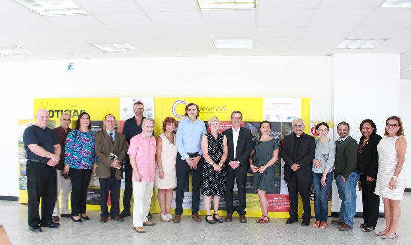 La UCAB fortalece cooperación universitaria con Francia