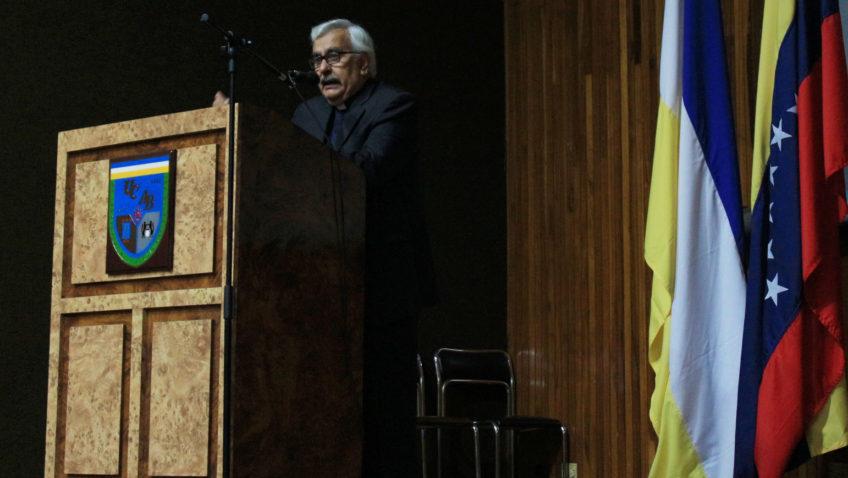 Rector Francisco Virtuoso: No vamos a votar pero no somos abstencionistas