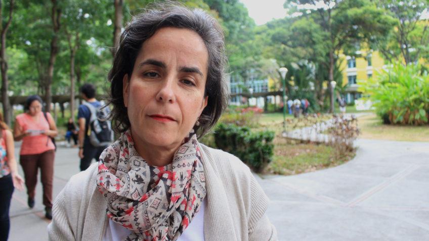 """Susana Raffalli: """"Hay gente muriendo por desnutrición y eso plantea urgencias"""""""