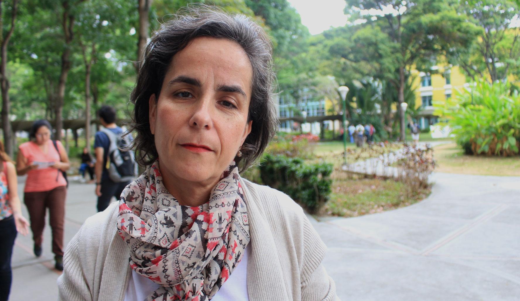 Susana Raffalli: «Hay gente muriendo por desnutrición y eso plantea urgencias»