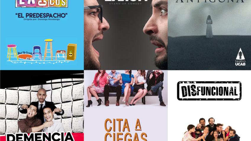 Arrancó nueva temporada teatral del BOD en la UCAB