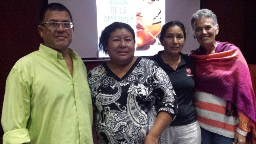 """""""Una visión de la Amazonía"""" abordó realidad indígena en la UCAB Guayana"""