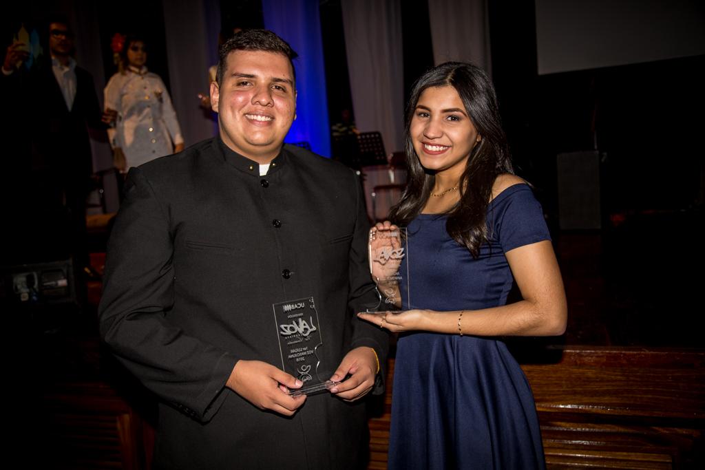 Ellos son los ganadores de la vigésimo tercera edición de La Voz Ucabista