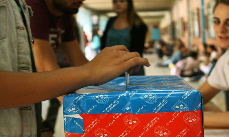 Ucabistas eligieron a sus representantes estudiantiles