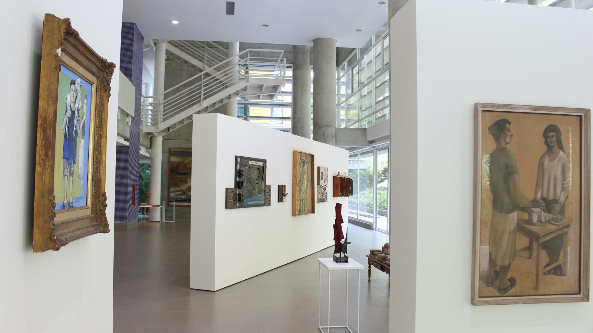 El arte venezolano celebra a Francia en la UCAB