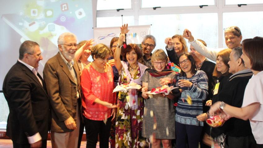 Abediciones y la Fundación Empresas Polar celebraron bautizo de libro sobre el poder de las redes sociales