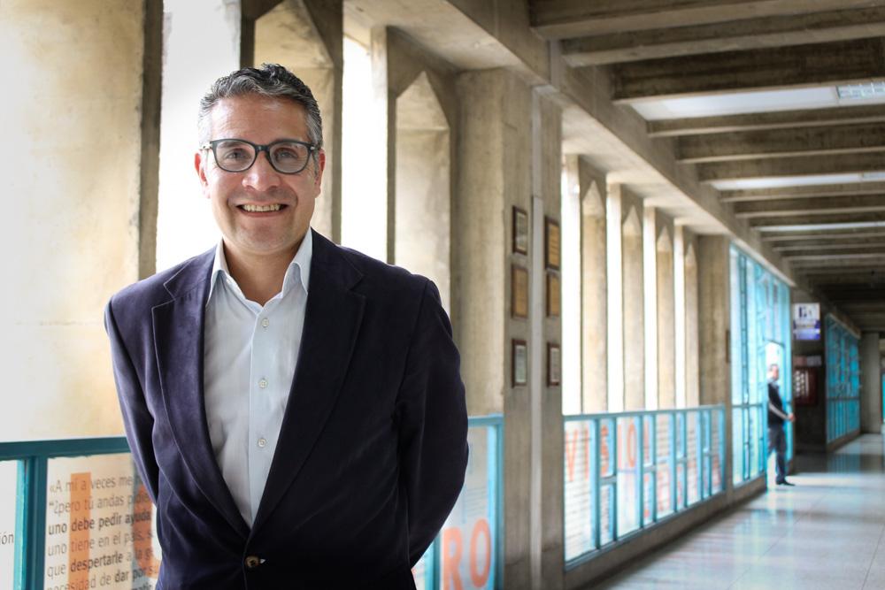 Profesores que inspiran: Luis Alfredo Álvarez
