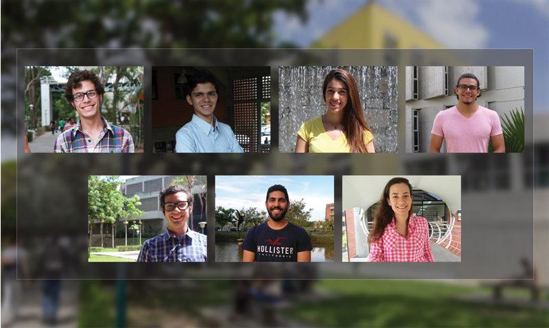 Los nuevos representantes estudiantiles hablan sobre sus retos