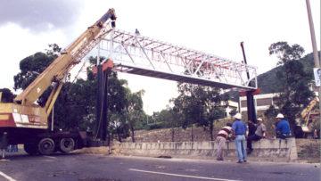 #TBTUCAB: La pasarela Antímano-UCAB cumple 20 años